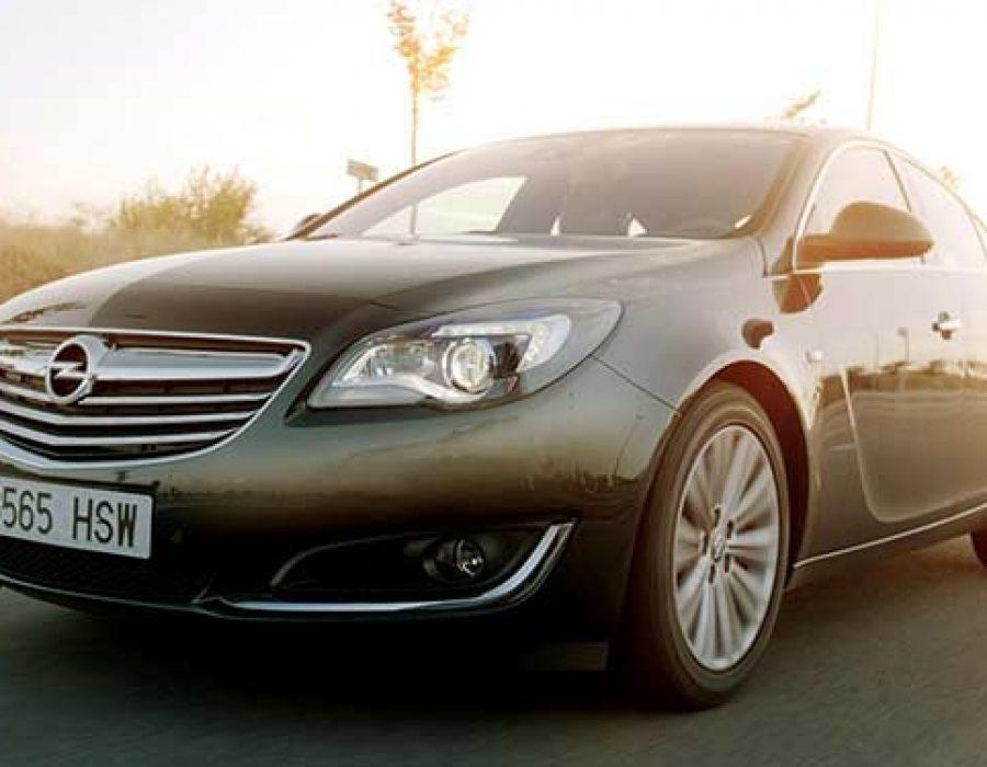 "Deportes Cuatro ""Promo Opel Insignia"""