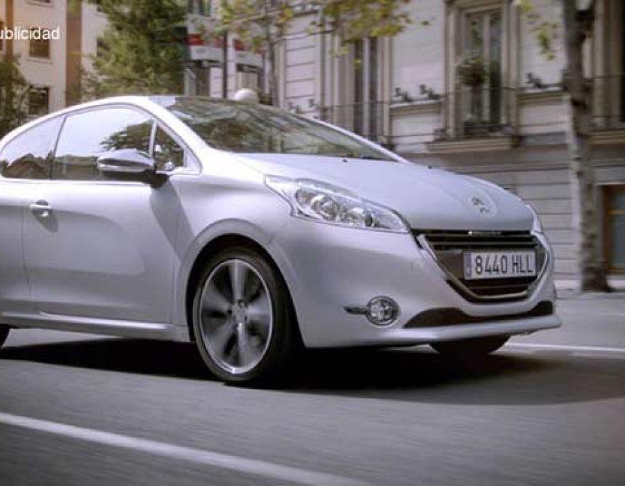 Peugeot La Voz T5 Spot Pantalla